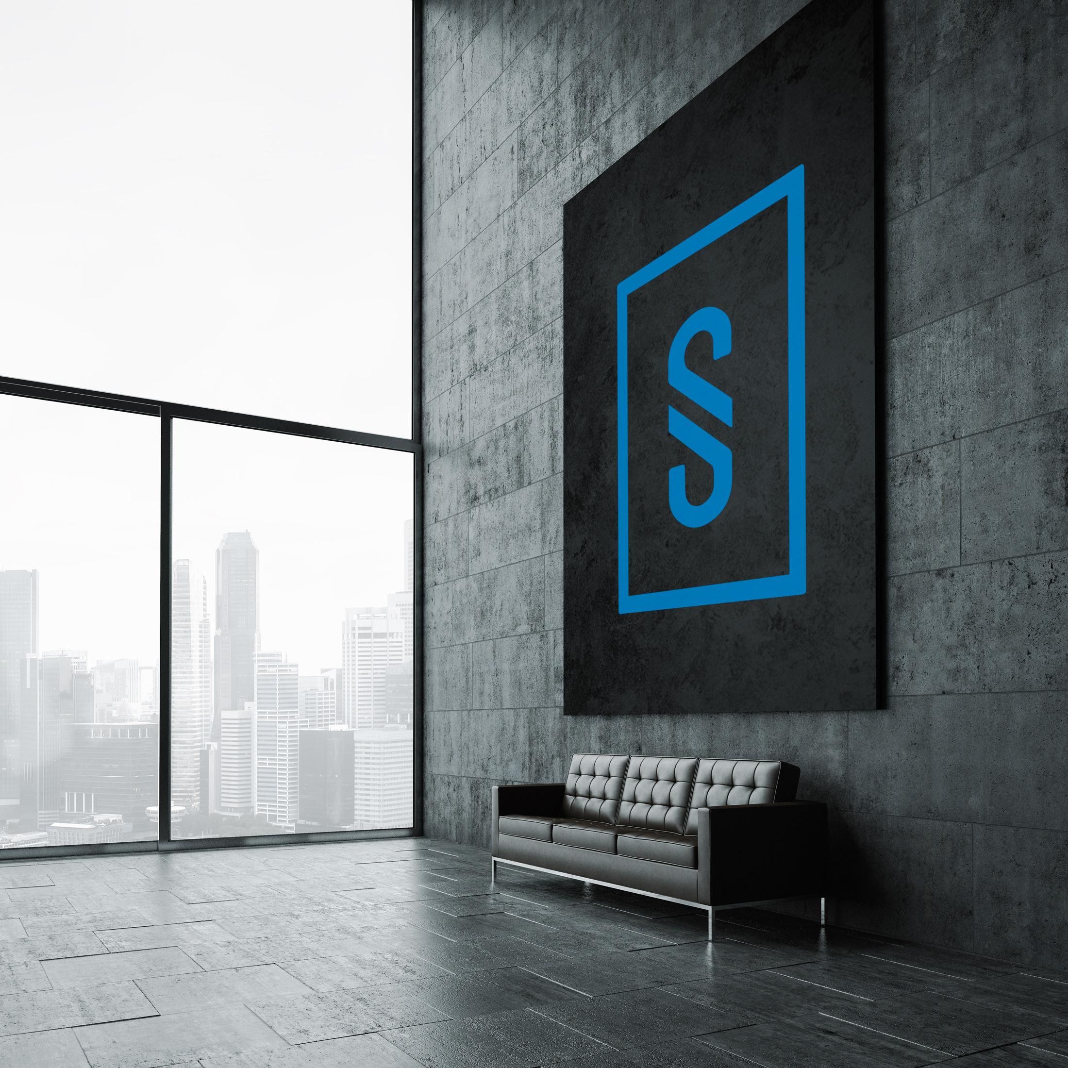 Symbiotic Training Center Logo Design