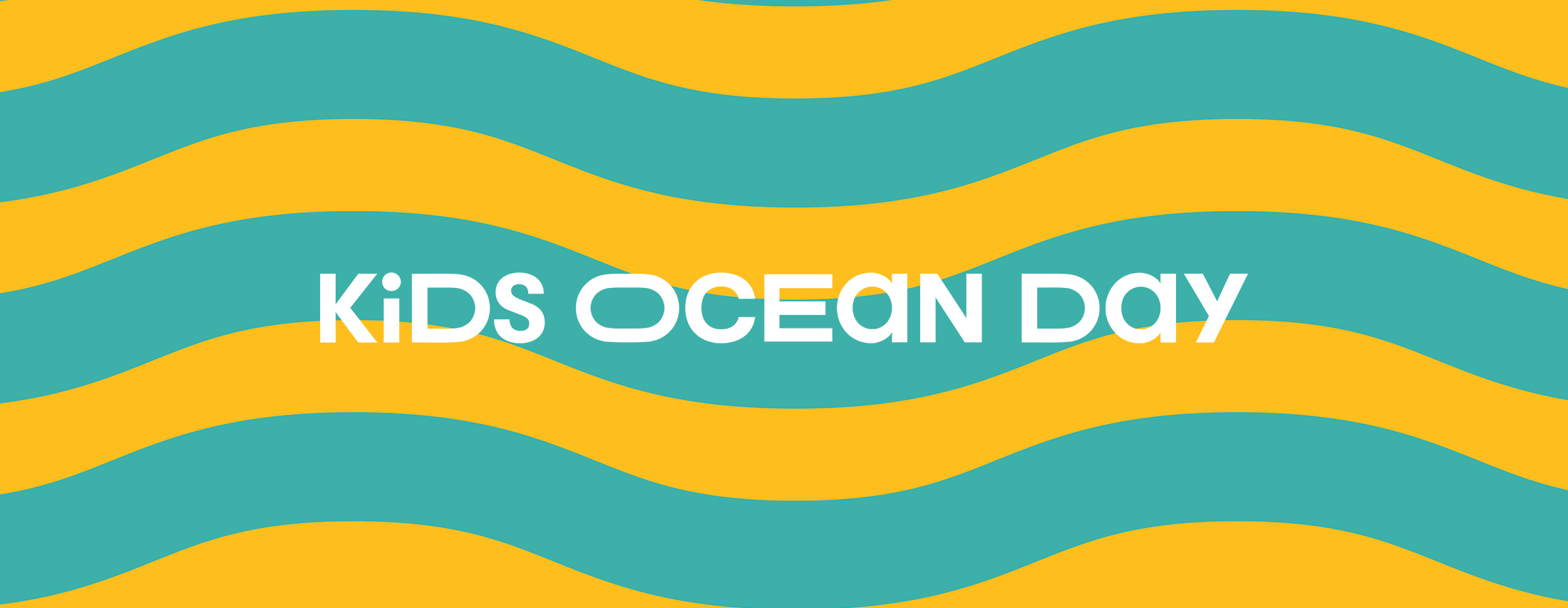 Kids Ocean Day Branding