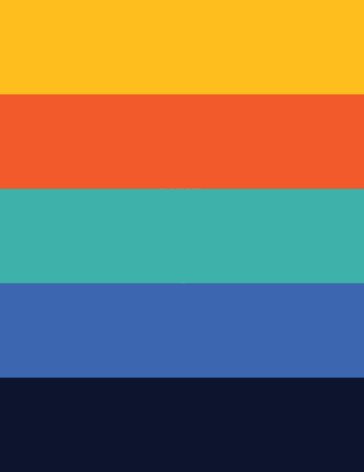 Kids Ocean Day Colors