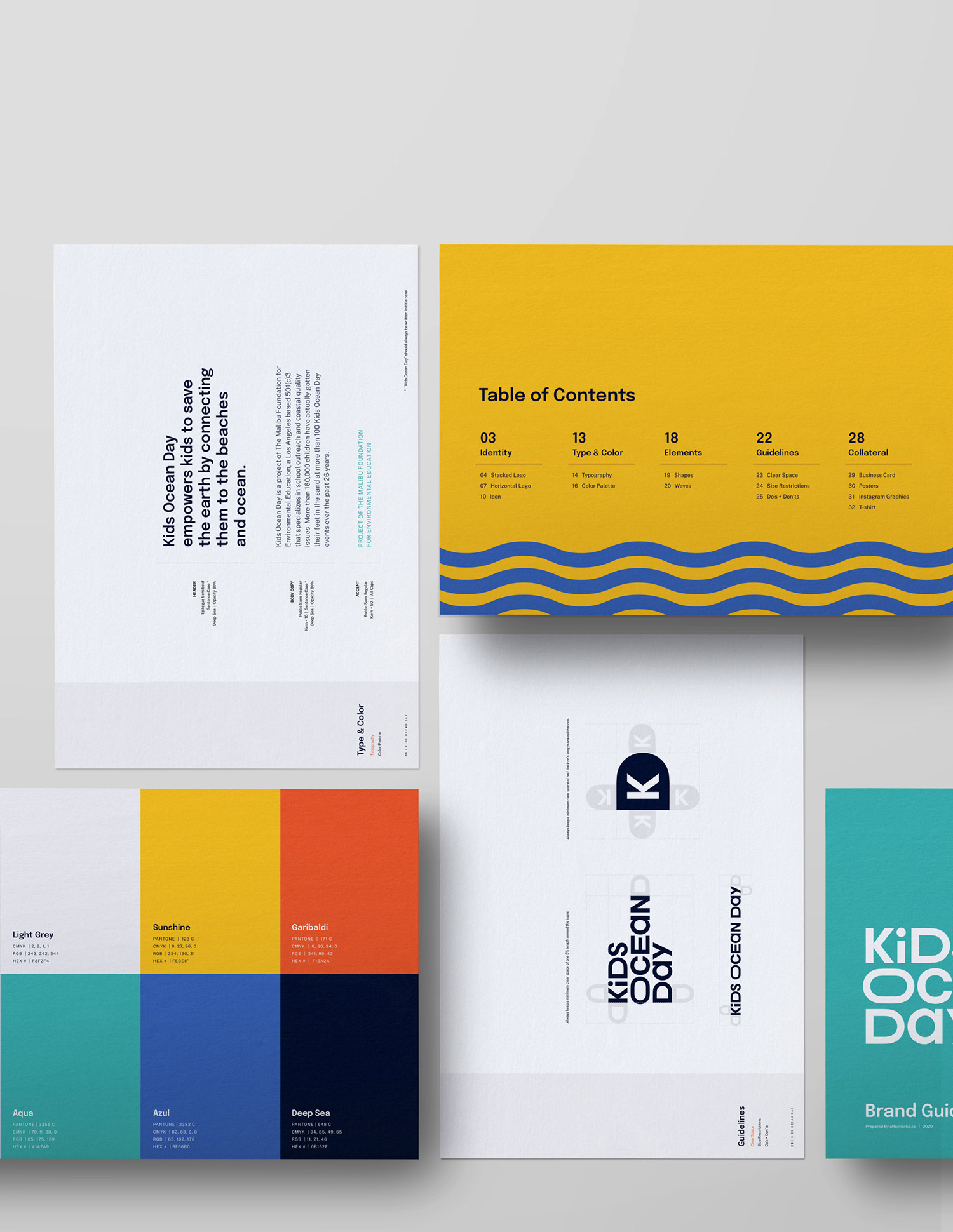 Brand Compass Book | Design Service
